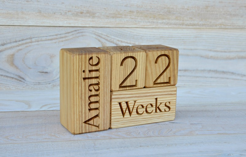 3570 usd personalized wood baby age blocks for baby shower new personalized wood baby age blocks for baby shower new baby birthday gift idea photo props nursery decor and maternity blocks negle Choice Image